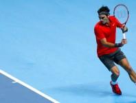 Hier erleben Faltin Travel Kunden Roger Federer live.