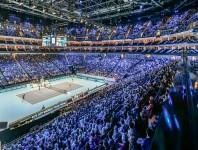 Die ATP World Tour Finals sind eine Kombination aus Show und Spitzentennis.