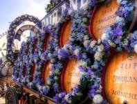 Jahr für Jahr zählt die Theresienwiese über sechs Millionen Besucher.