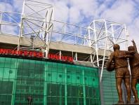 Unsere Plätze im Old Trafford Stadion bieten beste Sicht auf das Spielfeld.