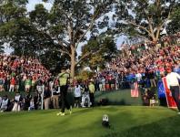 Seien Sie dabei, wenn vor atemberaubender Kulisse Golfgeschichte geschrieben wird.