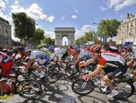 Unsere Tour de France Finale Tickets bieten eine hervorragende Sicht.