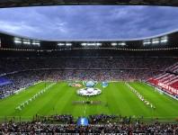 Erleben Sie eine Partie in der UEFA Champions League live mit Faltin Travel.