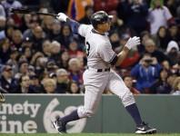 Die New York Yankees erwarten Sie im legendären Yankee Stadium.