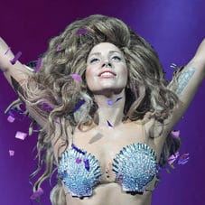 Lady Gaga Tickets - Faltin Travel