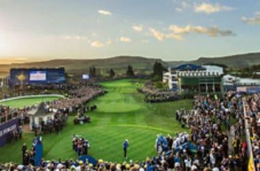 Reisen Sie mit Faltin Travel zum populärsten Golfevent der Welt. Jetzt Ryder Cup Tickets kaufen.