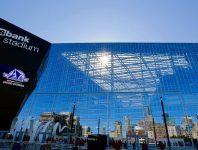 Mit dem U.S. Bank Stadium erwartet Sie ein architektonisches Meisterwerk.