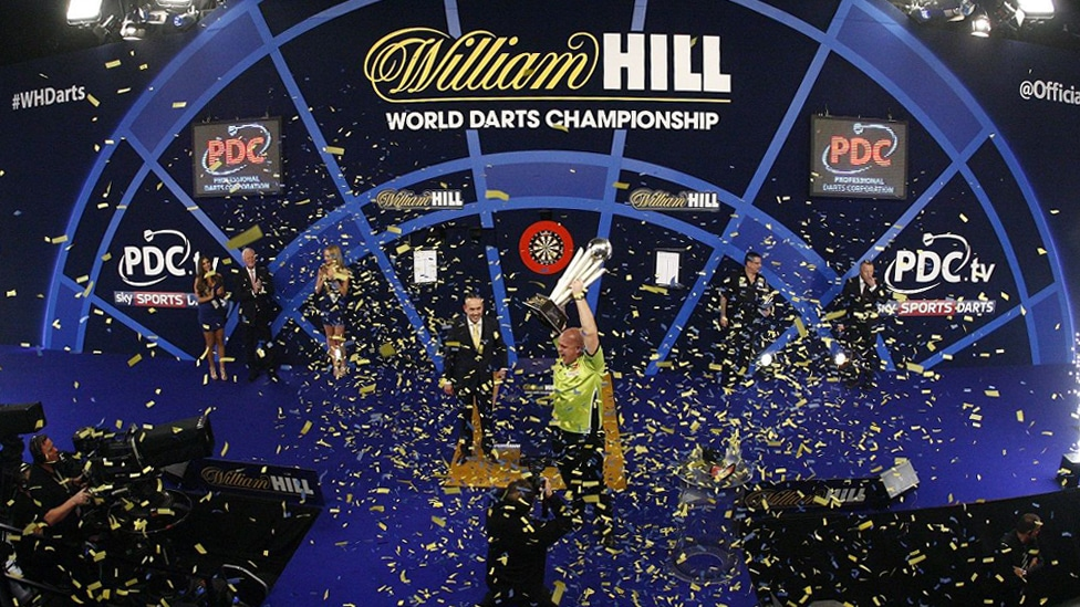 pdc dart wm 2019 tickets