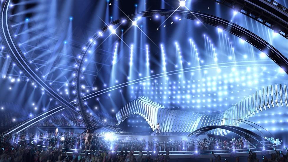 Unsere Eurovision Song Contest 2021 Tickets bieten eine fantastische Sicht auf die Akteure.