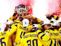 Bei der Eishockey WM 2018 setzten sich die Schweden im Finale knapp gegen die Schweiz durch.