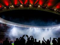 Austragungsstätte des UEFA Champions League Finals 2019 ist der erst 2017 fertiggestellte Fussball-Tempel Wanda Metropolitano.