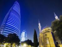 Die aserbaidschanische Hauptstadt Baku ist Austragungsort des UEFA Europa League Finals 2019.