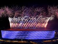 Austragungsstätte des UEFA Europa League Finals 2019 ist das Baku Olympic Stadium.