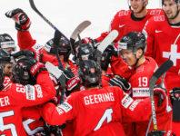 Wie schlägt sich die Schweizer Eishockey Nati als Gastgeber im eigenen Land?
