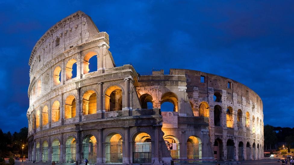Rom - Austragungsort der UEFA Euro 2020