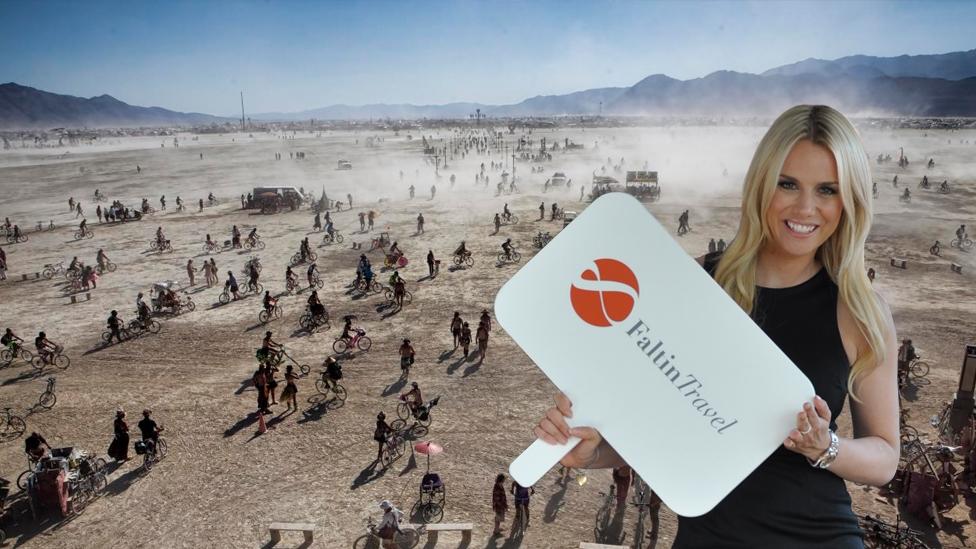 Burning Man Tickets & Reisen