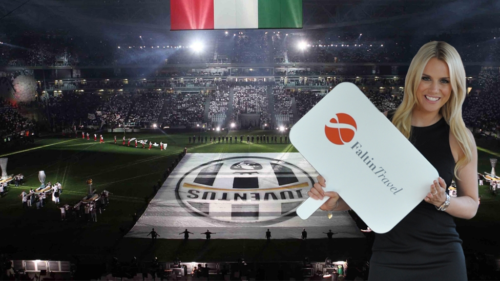 Innenansicht Juventus Stadium - Allianz Stadium
