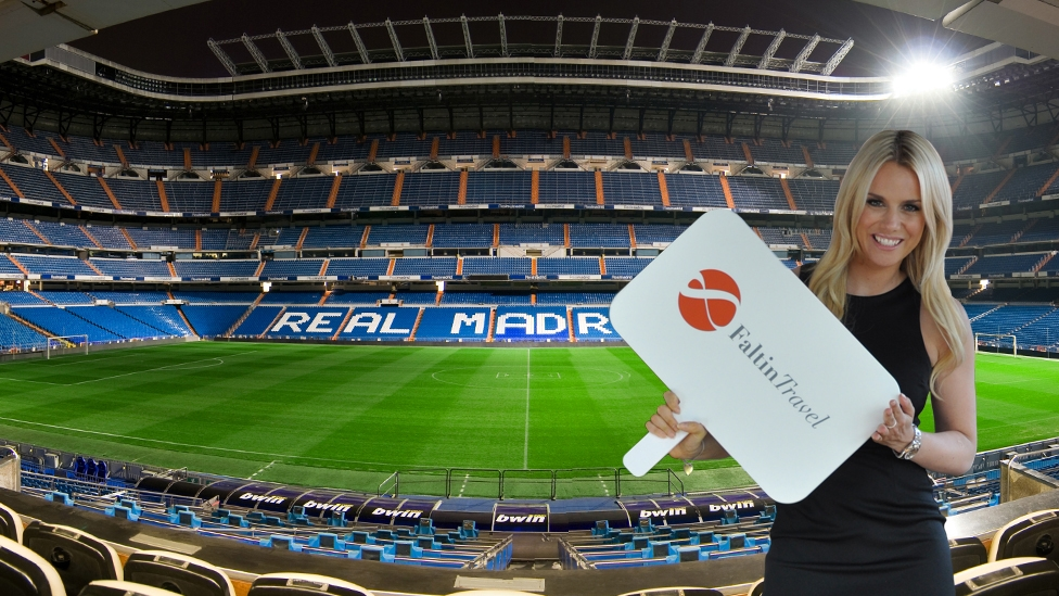 Real Madrid Tickets & Reisen