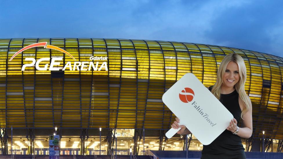 Aussenansicht Stadion Energa Gdańsk