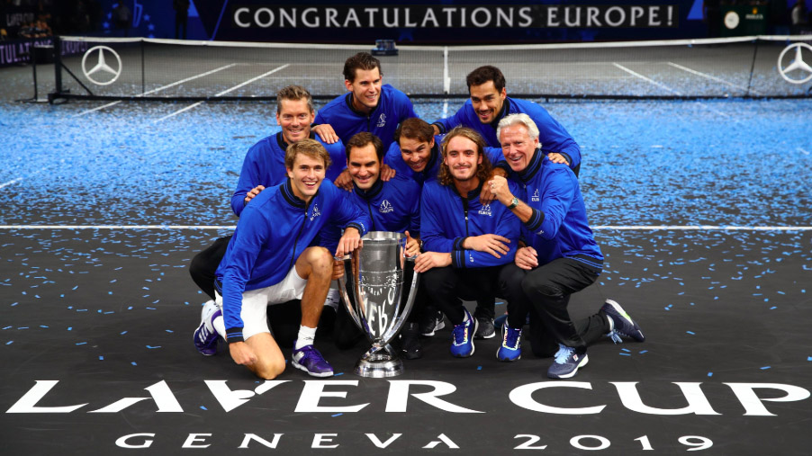 Laver Cup Winner - Team Europe