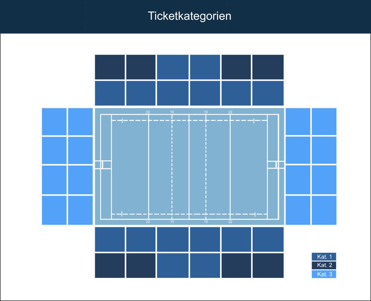 Sitzplan Rugby Union WM