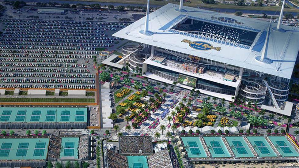 Hard Rock Stadium - Miami Gardens