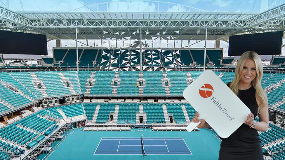 Hard Rock Stadium - Miami Open