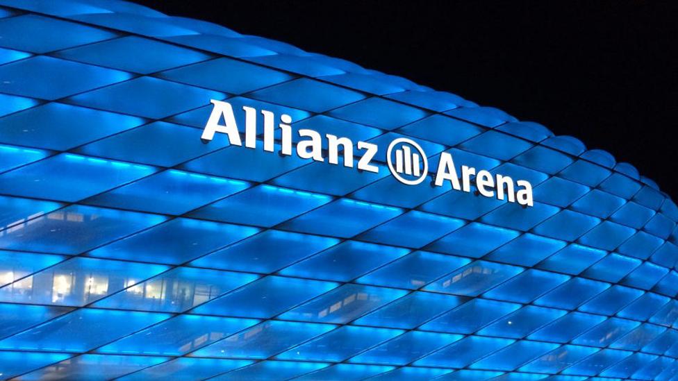 Allianz Arena München - Austragungsort der UEFA Euro 2024