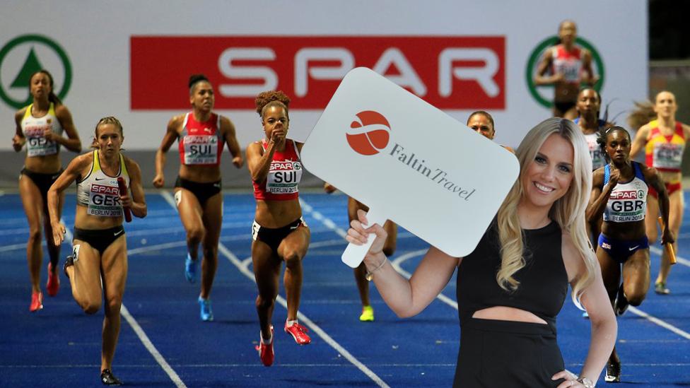 Staffellauf Leichtathletik EM